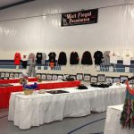 Walt Fiegel Foundation Auction Tables