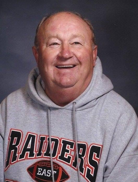 Coach Walt Fiegel